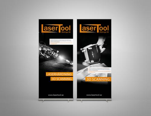 Lasertool rollups & vepor