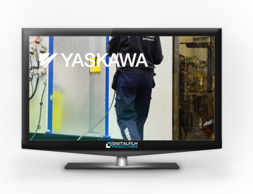 Yaskawa Motoman Reklamfilm