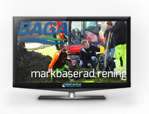 Baga – markbaserad rening