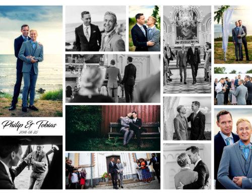 Bröllop Philip & Tobias