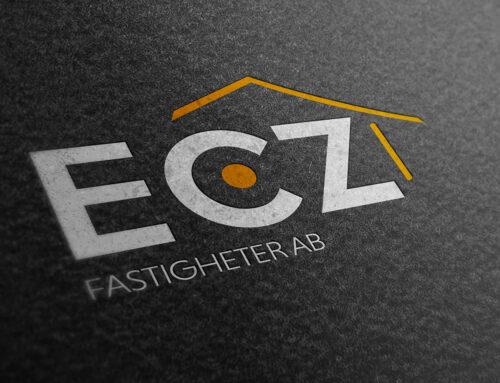 ECZ Fastigheter logotyp
