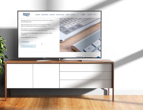 Instruktionsvideo Baga Installationsverktyg
