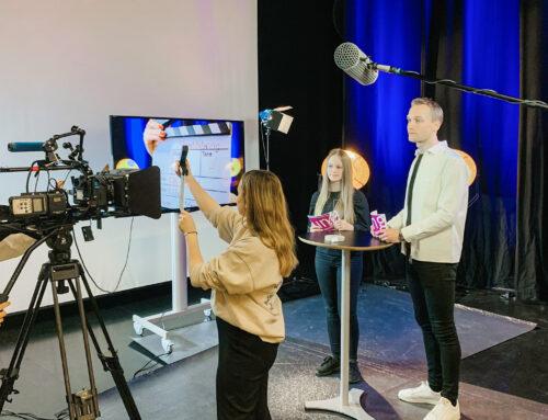 Filmproduktion Ung Företagsamhet